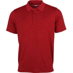 High Colorado Boston Shortsleeve Shirt Men red